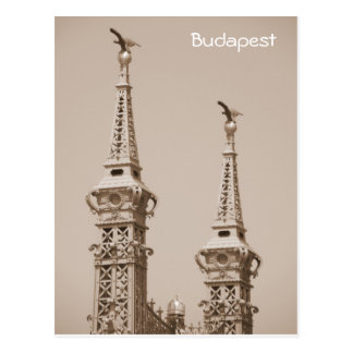 Budapest - Liberty Bridge Post Cards