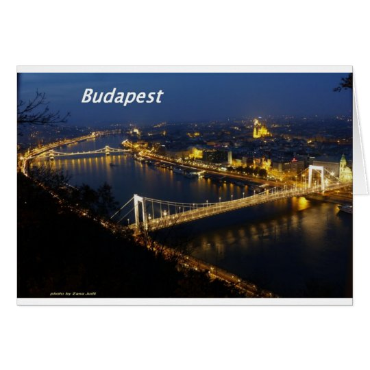 budapest night [kan.k] card