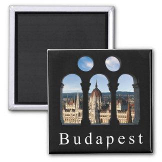 Budapest Parliament Magnet