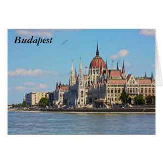 Budapest, the building of the Parliament, Budapest Card