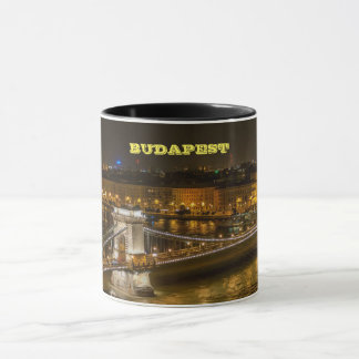 Budapestt Scenic Mug
