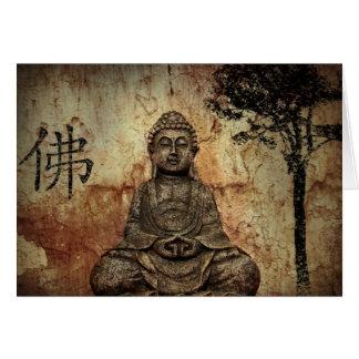 Buddah Card