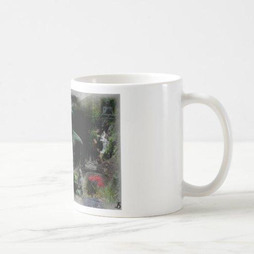 BUDDAH JUNGLE COFFEE MUG