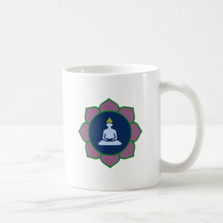 Buddah Lotus Mugs
