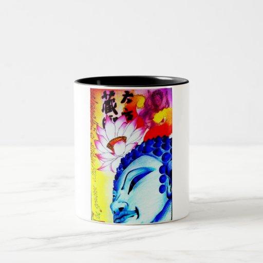 buddah mug