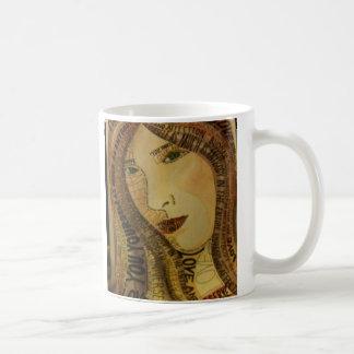 Buddah quote basic white mug
