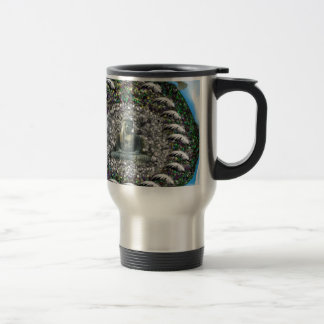 Buddah Travel Mug