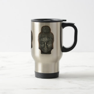 Buddah Travel Mug: Stainless Steel Stainless Steel Travel Mug