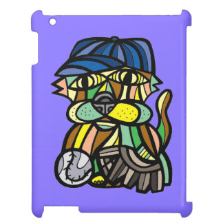 """BuddaKats"" 631 Art iPad Case"
