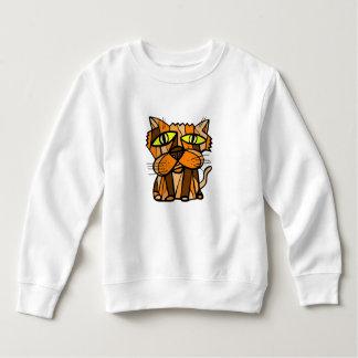 """""""BuddaKats"""" Toddler Sweatshirt"""