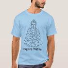 buddha-1, Enquire Within T-Shirt