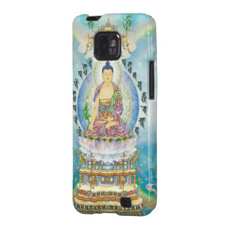 Buddha and Signs Galaxy S2 Covers