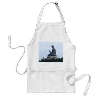 Buddha Adult Apron