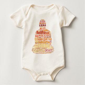 Buddha Baby Bodysuit