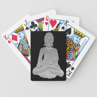 Buddha Bicycle Playing Cards