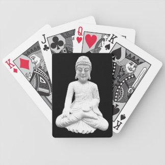 Buddha Bicycle Poker Deck