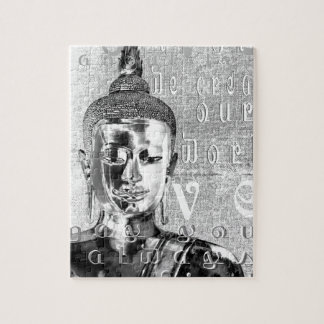 Buddha Blessing Jigsaw Puzzle