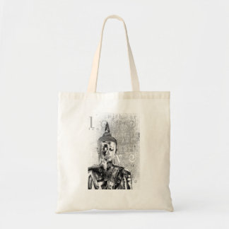 Buddha Blessing Tote Bag