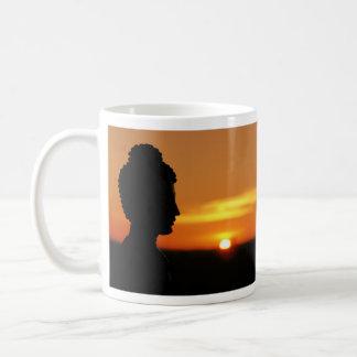 Buddha bliss coffee mug