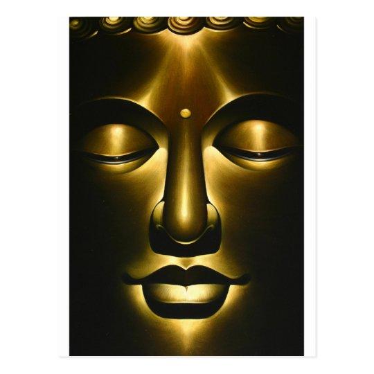 Buddha Bliss Postcard