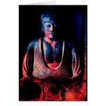 Buddha. Buddha Picture. Greeting Card