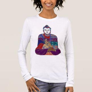 BUDDHA Buddhism Kind Love Light Devotion NVN634 Long Sleeve T-Shirt