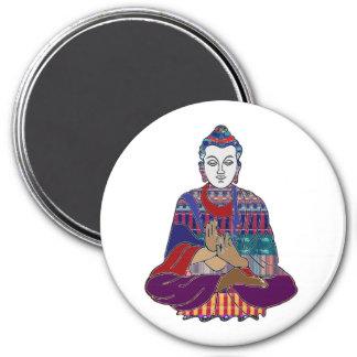 BUDDHA Buddhism Teacher Master NVN659 spiritual Fridge Magnet