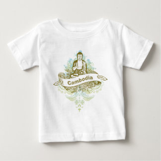 Buddha Cambodia Baby T-Shirt