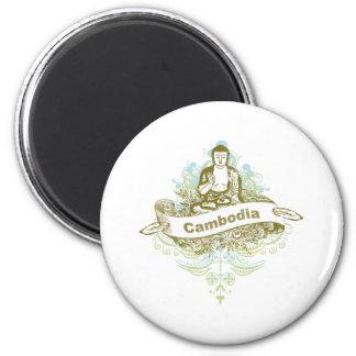 Buddha Cambodia Magnet