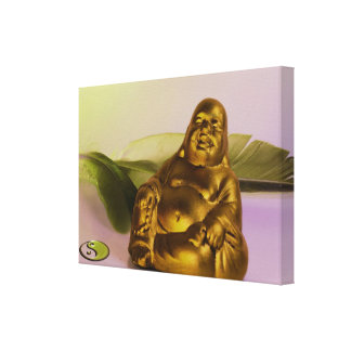 Buddha Stretched Canvas Prints