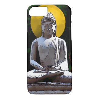 Buddha Crown iPhone 7 Case