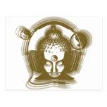 Buddha Deejay Postcards