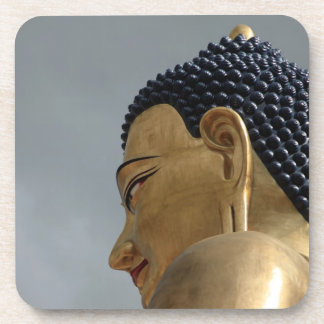Buddha Dordenma statue Drink Coasters