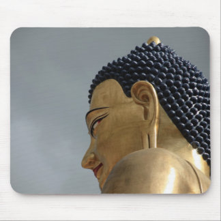 Buddha Dordenma statue Mouse Mat