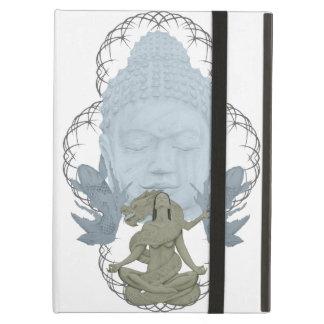 Buddha dragon ipad air case