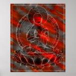 Buddha Energy 2 Print