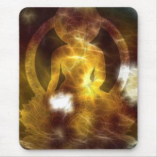 Buddha Energy 4 Mouse Mat