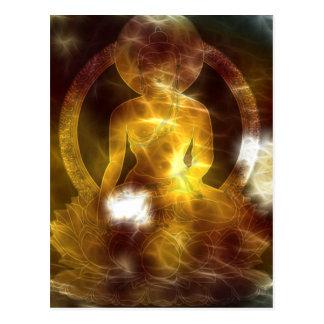 Buddha Energy 4 Postcards