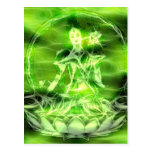 Buddha Energy 5 Tara Post Card