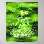 Buddha Energy 5 Tara Print