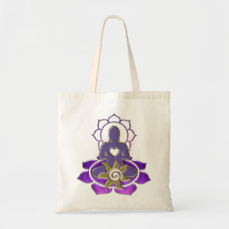 BUDDHA energy Tote Bag
