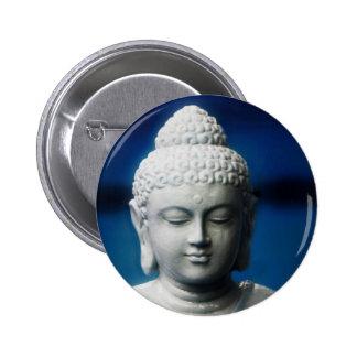 Buddha -  Enlightened One 6 Cm Round Badge
