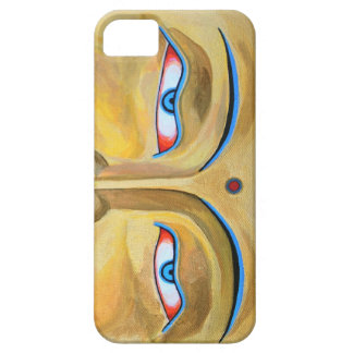 """Buddha eyes"" iPhone 5 case"