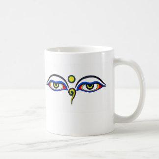 Buddha Eyes Mugs