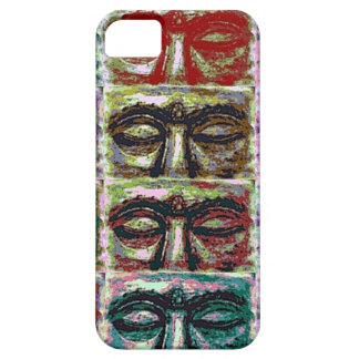Buddha Eyes Pop Art iPhone 5 Case