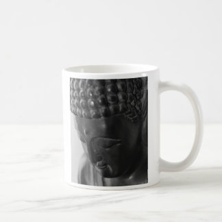 buddha face, buddha face coffee mug