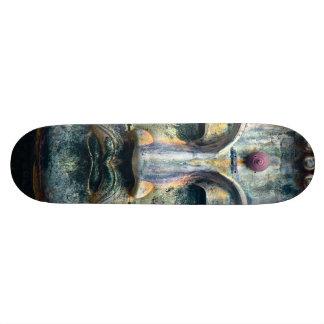 Buddha Face Skateboard