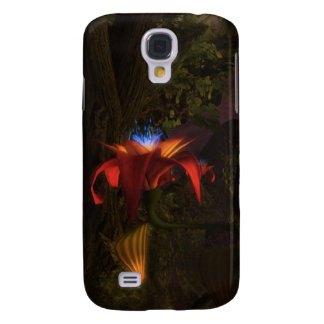 Buddha Flower Galaxy S4 Case