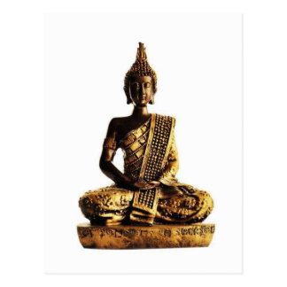 BUDDHA FOUNDER OF BUDDHISM POSTCARD