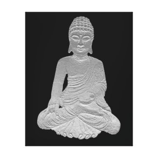 Buddha Gallery Wrapped Canvas